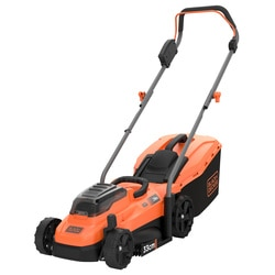 Black and Decker - 2x18V 40Ah 33cm kompakt grsklippare - BCMW33184L2