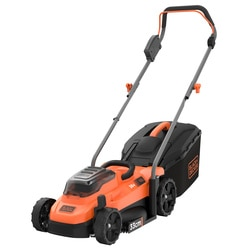 Black and Decker - 36V 25Ah 33cm kompakt grsklippare - BCMW3336L1