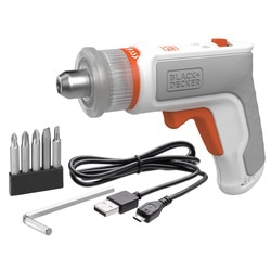 Black And Decker - BLACKDECKER HEXDRIVER 36V Mbelmonteringsverktyg - BCRTA01