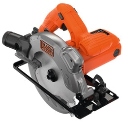 Black and Decker - 1250W 66mm cirkelsg - CS1250L