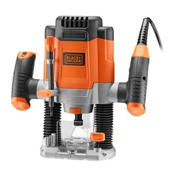 Black and Decker - Handverfrs 1200W 635 mm med tillbehr och frvaringslda - KW1200EKA