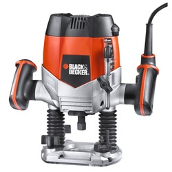 Black and Decker - Handverfrs 1200 W - KW900E