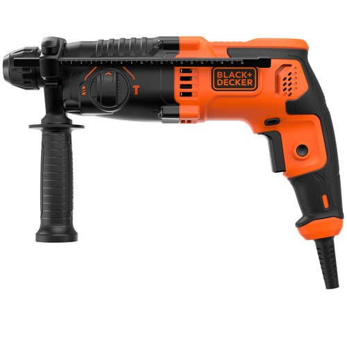 Black and Decker - 650W SDSplus Borrhammare - BEHS01