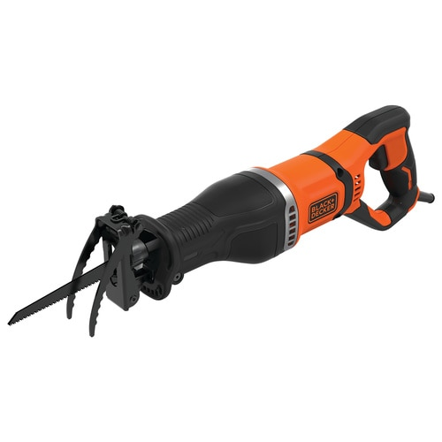 Black and Decker - 750W Tigersg med grenhllare  tv sgblad - BES301