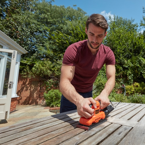 Black and Decker - 150W 13 ark Planslip - BEW220