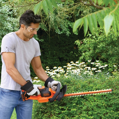 Black and Decker - Power Command hcksax 18V 45cm 2Ah - GTC18452PC