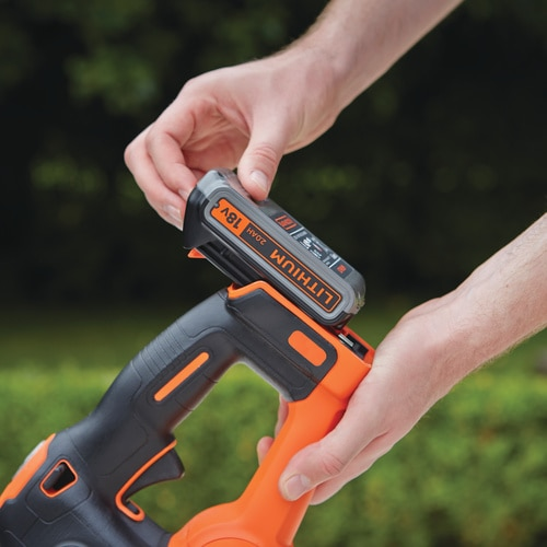 Black And Decker - Hcksax PowerCommand 18V 50cm 2Ah - GTC18502PC