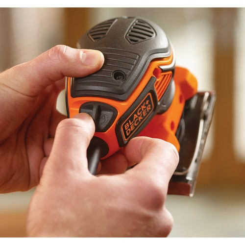 Black and Decker - 220W Planlipmaskin - KA450