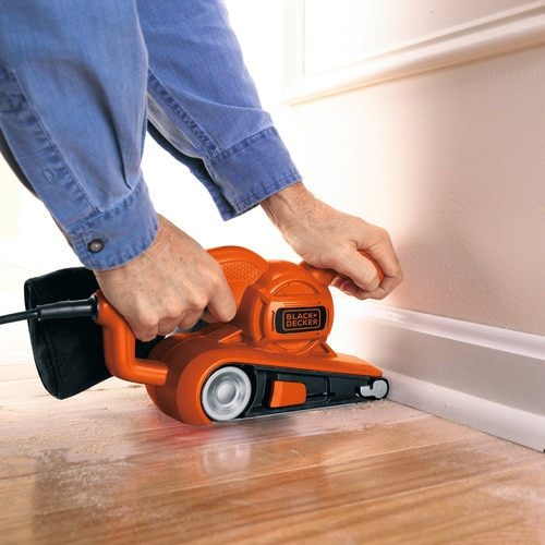 Black And Decker - Bandslipmaskin 720 W - KA86