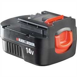 Black and Decker - Slidepackbatteri 144V - A14