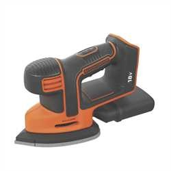 Black and Decker - 18V Mouse slipmus - BDCDS18N
