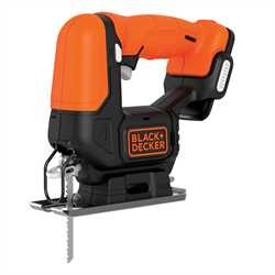 Black And Decker - 12V USBladdningsbar tigersg utan batteri - BDCJS12N