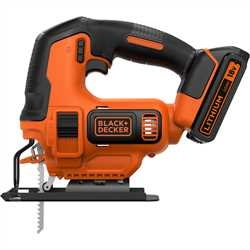 Black and Decker - 18V Pendelsticksg - BDCJS18