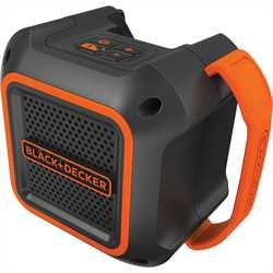 Black and Decker - 18V Bluetooth Hgtalare - BDCSP18N