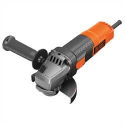 Black and Decker - 900W 125MM Liten vinkelslip - BEG220