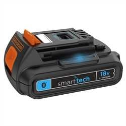 Black and Decker - 18V 15 Ah Smart Tech batteri - BL1518ST
