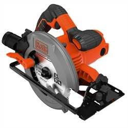 Black And Decker - Cirkelsg 1500W  190 mm med frvaringsvska - CS1550K