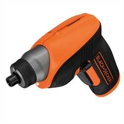 Black and Decker - Skruvdragare Lithiumion 36V med justerbart vinkeltillbehr - CS3652LC