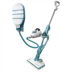 Black and Decker - 11i1 steammop med SteaMitt - FSMH13101SM