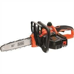 Black and Decker - 18V 25 cm Liion sladdls kedjesg 20 Ah - GKC1825L20