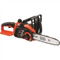 Black and Decker - 18V LiIon 25cm kedjesg  utan batteri - GKC1825LB