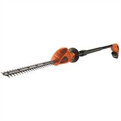 Black And Decker - 18V LiIon teleskopisk hcksax 43cm 20 Ah - GTC1843L20