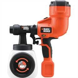 Black and Decker - Frgspruta HVLP handhllen - HVLP200