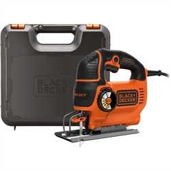 Black And Decker - 550W Autoselect pendelsticksg inkl vska och blad - KS801SEK