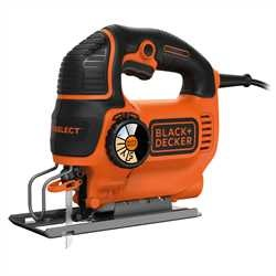 Black And Decker - 550W Autoselect pendelsticksg inkl blad - KS801SE