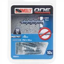 Black and Decker - Molly One 10 Pack vit frsnkt - M30012