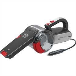 Black and Decker - 12V Dustbuster Pivot bildammsugare - PV1200AV