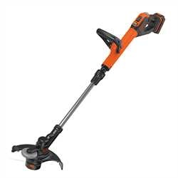 Black and Decker - Grstrimmer Power Command18V 28CM med 1A Laddare - STC1820EPCF