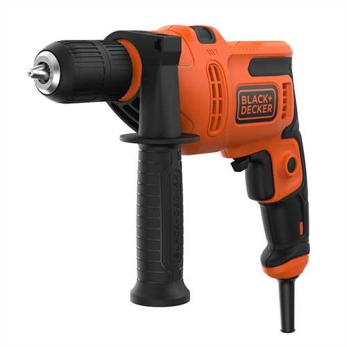 Black and Decker - 500W Borrhammare - BEH200
