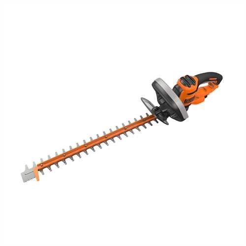 Black and Decker - 55cm 550W Hcksax med sgblad - BEHTS455