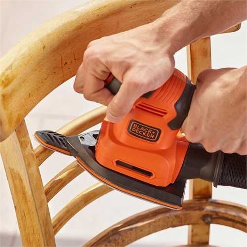 Black and Decker - 200W 4i1 multislip - BEW200K