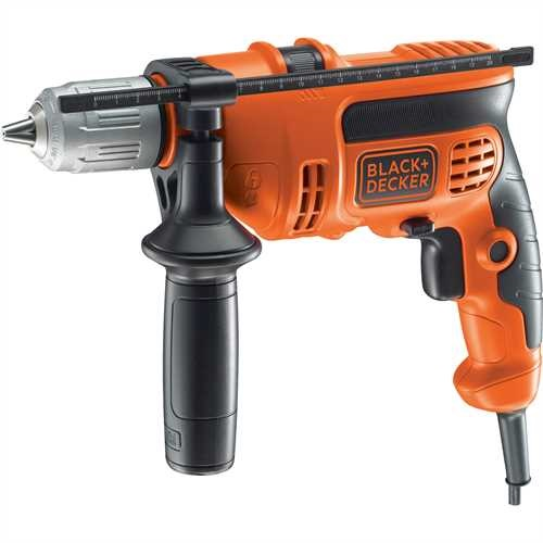 Black and Decker - Slagborrmaskin 710W - CD714CRES