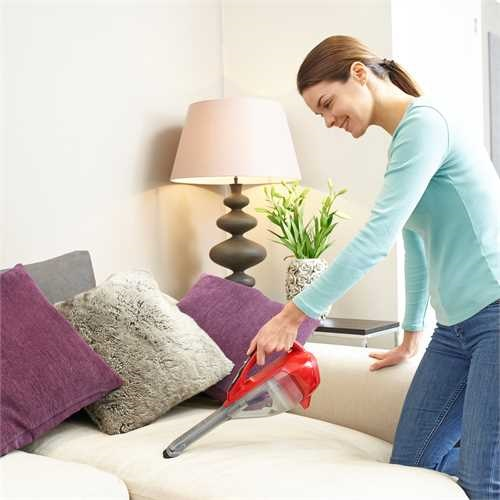 Black and Decker - 162Wh Lithiumion Dustbuster handdammsugare - DVA315J
