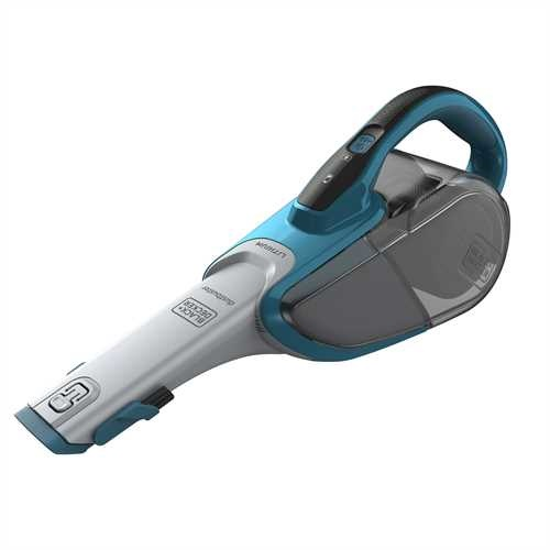 Black and Decker - SV 216Wh LiIon Dustbuster with Cyclonic Action - DVJ320J