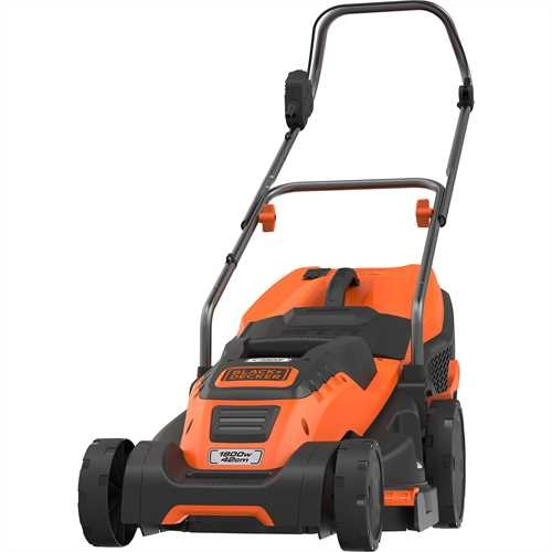 Black and Decker - 1800W 42cm grsklippare med Compact  Go - EMAX42I