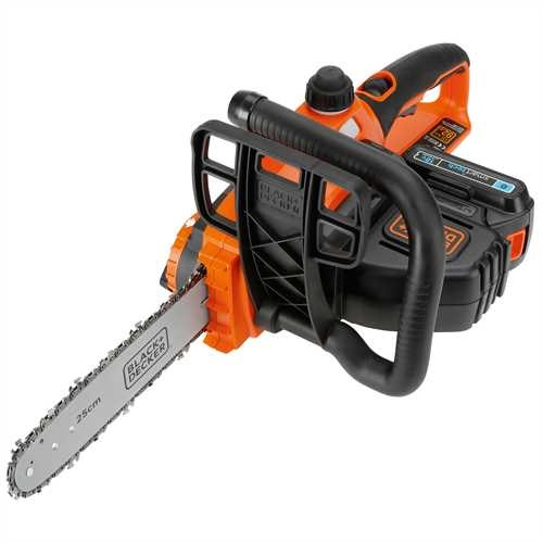 Black and Decker - 18V Smart Tech LiIon kedjesg 25 cm - GKC1825LST