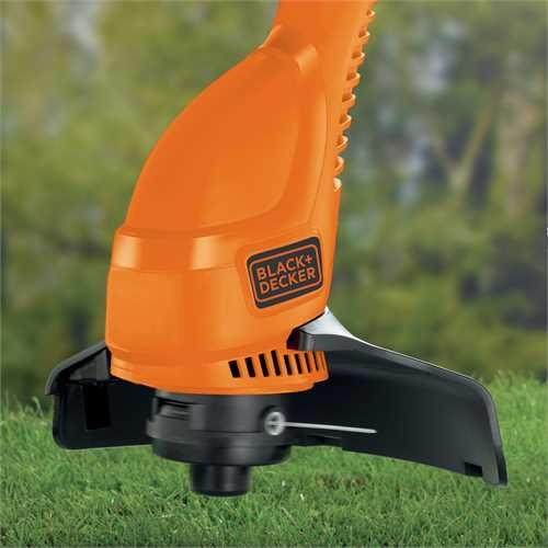 Black and Decker - Grstrimmare 300W - GL310