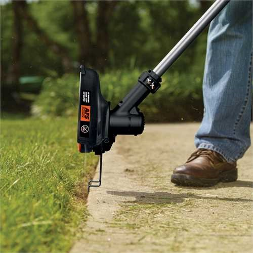 Black and Decker - 36V 30 cm Grstrimmare  20 Ah - GLC3630L20