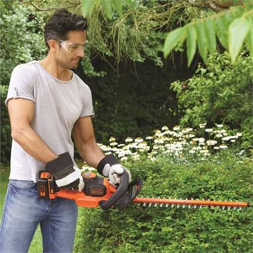 Black and Decker - Hcksax Power Command 36V 55CM utan batteri - GTC3655PCLB