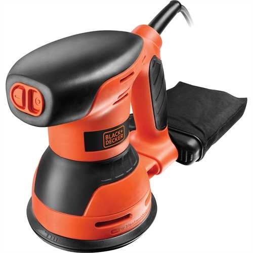 Black and Decker - Excenterslip 260 W - KA198