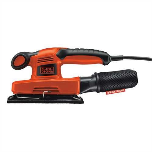 Black and Decker - Planslip 240 W 13 ark - KA320EKA