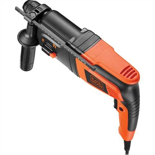 Black and Decker - Borrhammare pneumatisk 550W - KD855KA