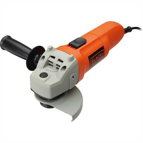 Black and Decker - 750W Vinkelslip 115 mm - KG115