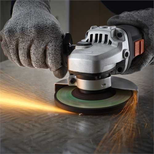 Black and Decker - Vinkelslip 900w 115mm - KG911
