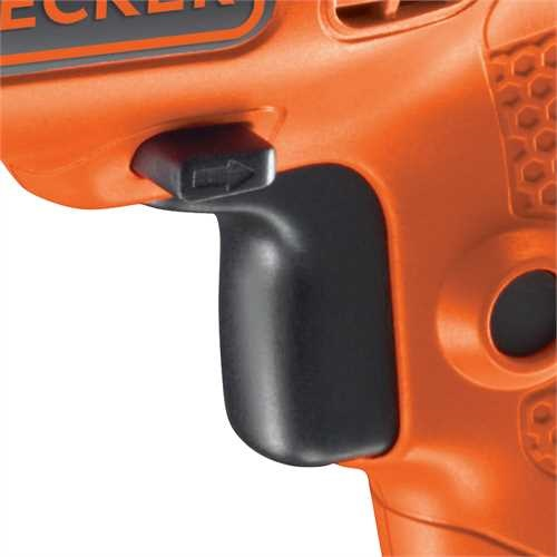Black and Decker - Slagborrmaskin 500W - KR504CRESK