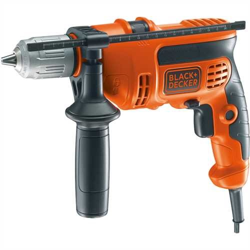 Black and Decker - Slagborrmaskin 550W - KR554CRESK